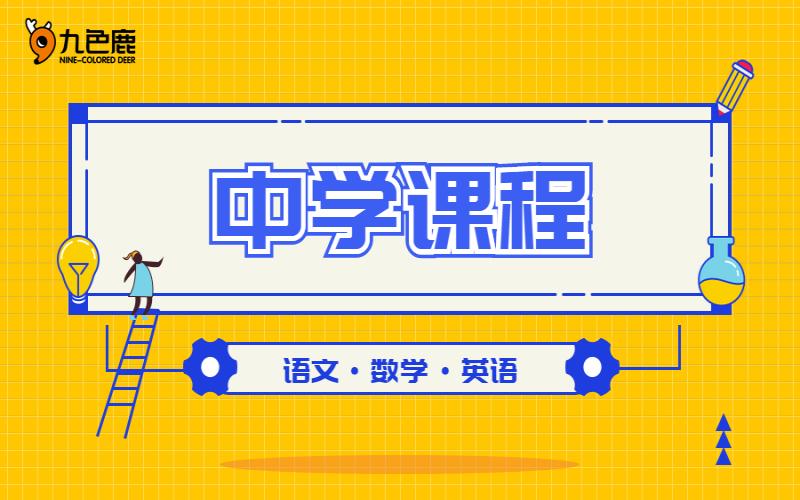 九色鹿中学课程介绍